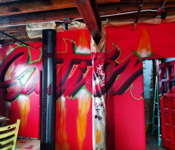 fuse mural